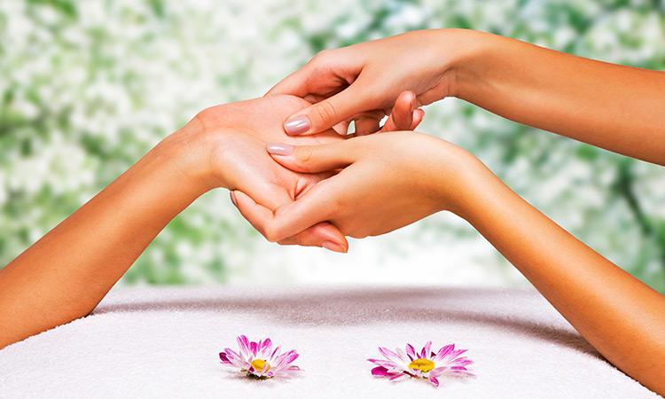 masaje manos - miami nails